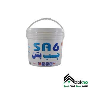 چسب بتن 3 لیتری کد SA6 شیمی ساختمان