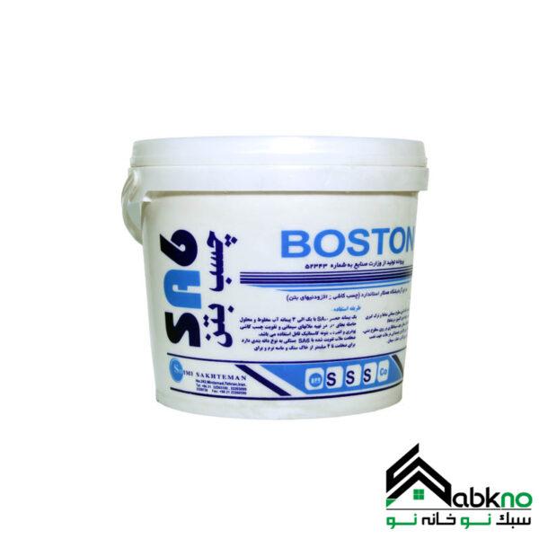 چسب بتن 8 لیتری کد SA6 شیمی ساختمان