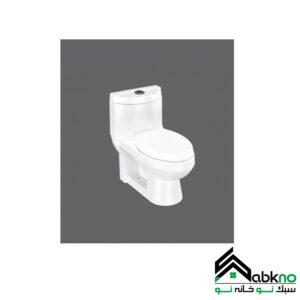 توالت فرنگی کرد مدل دافنه