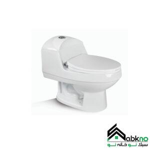 توالت فرنگی مروارید مدل الگانت