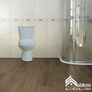 توالت فرنگی گلسار فارس مدل گلچین