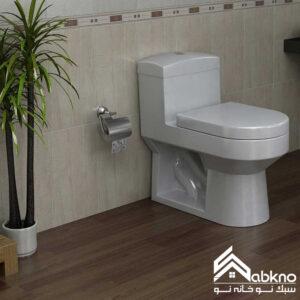 توالت فرنگی گلسار فارس مدل هلیا