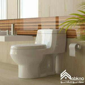 توالت فرنگی گلسار فارس مدل مارانتا