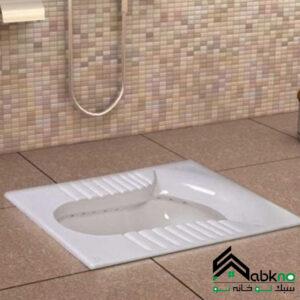 توالت زمینی گلسار فارس مدل پارمیس
