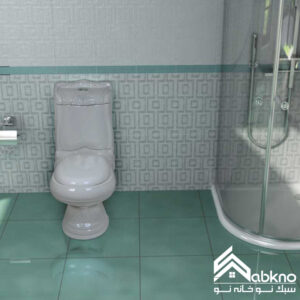 توالت فرنگی گلسار فارس مدل کوئین