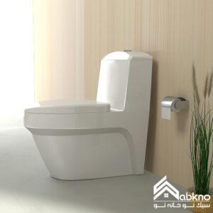 توالت فرنگی گلسار فارس مدل آلتو