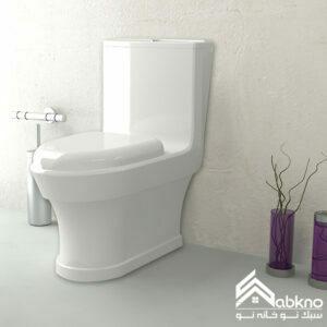 توالت فرنگی گلسار فارس مدل الگانت