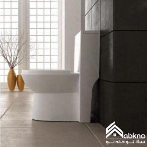 توالت فرنگی گلسار فارس مدل لیونا