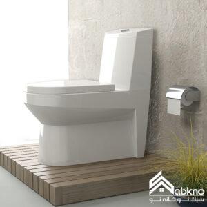 توالت فرنگی گلسار فارس مدل وینر