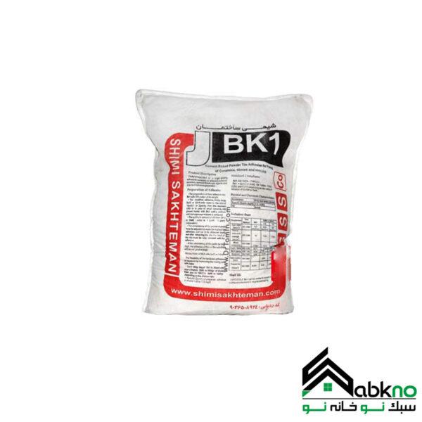 چسب پودری شیمی ساختمان BK1 طوسی