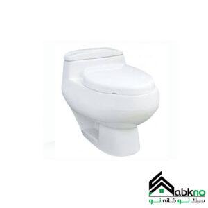 توالت فرنگی پارس سرام مدل ارکید701