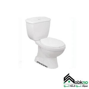 توالت فرنگی پارس سرام مدل شقایق