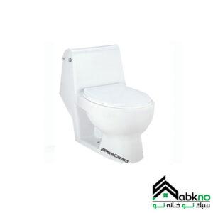 توالت فرنگی پارس سرام مدل ترنادو