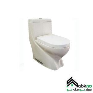 توالت فرنگی پارس سرام مدل ژینوس
